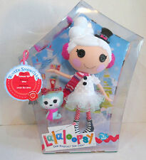 New Lalaloopsy Winter Snowflake Doll Full Size Large