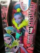 Monster High Doll Jane Boolittle Ghouls' Getaway Daughter of Doctor Vacation M