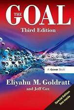Goldratt, Eliyahu M.-Goal  BOOK NEW