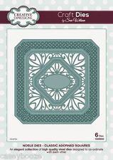 Creative Expressions-Sue Wilson noble Die-Clásico adornado cuadrados-CED5503