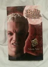 "SIDESHOW BUFFY THE VAMPIRE SLAYER SUBWAY SPIKE EXCLUSIVE 12"" FIGURE..NEW IN BOX!"