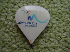 Pin München 2018 Candidate City passend zur Olympiade 2016 Rio Olympic Game IOC