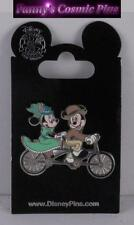 Disney 2016 Bicycle Built for Two-Classic Mickey and Minnie Mouse Trading Pin