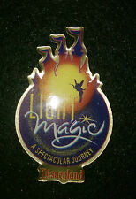 1997 TINK/TINKER BELL DISNEYLAND LIGHT MAGIC VIP DISNEY PIN WITH CASTLE