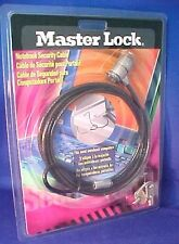 Master Lock Notebook Laptop Computer Security Cable Model 64032A Brand New !!