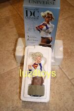 DC Direct Women of the DC Universe SUPERGIRL Bust Series1 Adam Hughes