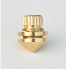8pcs HIFI M8 Copper Speaker spikes Isolation Spike Stand Foot