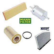 Tune UP KIT Cabin Air Oil Fuel Filters for Volkswagen Beetle 2.5L 2012-2014