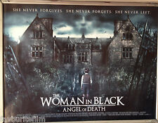 Cinema Poster: WOMAN IN BLACK ANGEL OF DEATH 2015 (Main Quad) Helen McCrory