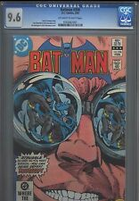 Batman #356 CGC 9.6 (1983) Hugo Strange