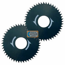 DREMEL Multi Tool Accessories 546 2 x Mini Circular Saw Blades Cross Cut Rip