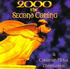 2000 The Second Coming - Christian Metal Compilation NM 1999 Ultimatum Faithbomb