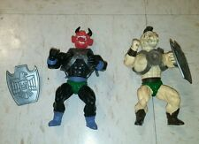 MOTU KNOCK OFF BOOTLEG FIGURES MASTERS OF THE UNIVERSE RARE