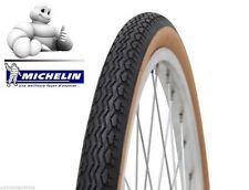 Pneu Michelin 650 1/2 Ballon 42B ZZ Beige/noir 650B 44-584 vélo Neuf