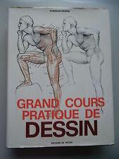 Grand Cours Pratique de Dessin 1978 Zeichnungen