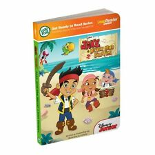Leapfrog Leapreader/Tag Junior Book: Disney Jake & The Never Land Pirates Toy N