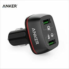 Anker PowerDrive+2 Quick Charge 3.0 Car-Charger 2A 42W USB Smart Fast Charger