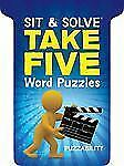 Sit & Solve® Take Five Word Puzzles (Sit & Solve® Series)