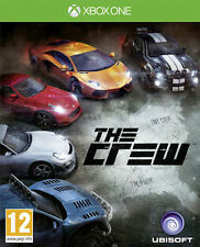 The Crew (Microsoft Xbox One, 2014, DVD-Box)