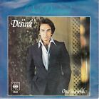 "NEIL DIAMOND Desiree PICTURE SLEEVE 7"" 45 rpm record + juke box title strip NEW"