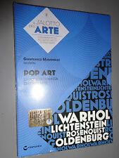 DVD N° 22 IL SALOTTO DELL'ARTE GIANFRANCO MARANIELLO RACCONTA POP ART  ARTE