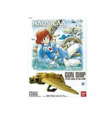 BANDAI Nausicaa of the Valley of Wind model kit GUN SHIP from Japan