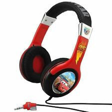 Disney Pixar Cars Earphone Headset Headphone Video Game Computer Tablet Music