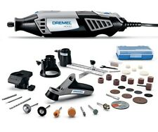 DREMEL 4000 SERIES 39 pc VARIABLE SPEED MULTIPURPOSE ROTARY TOOL KIT, BITS, CASE