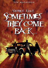 Sometimes They Come Back (DVD, 2015) Full Screen Free Ship #S9230