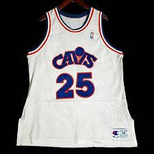 100% Authentic Mark Price Champion Cavs Cavaliers NBA Jersey 48 XL lebron james