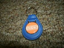 1968 2007 - 2014 FORD MUSTANG SHELBY GT/CS CALIFORNIA SPECIAL KEYCHAIN DARK BLUE