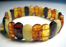 Real  Baltic Amber Bracelet