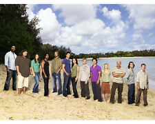 Matthew Fox & Cast (22866) 8x10 Photo