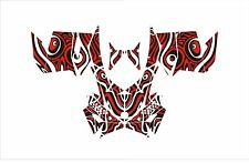 SKI DOO BRP REV XP XM XR Z SUMMIT FREERIDE GRAPHICS DECAL WRAP 163 154 146 137 d