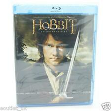The Hobbit an Unexpected Journey Blu-ray Region B NEW SEALED Ian McKellan