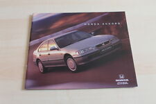 90493) Honda Accord Prospekt 03/1997