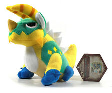 "ON SALE! Official Capcom Monster Hunter 7"" Stuffed Plush Doll Toy - Zinogre!!!"