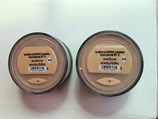 PACK OF 2 Bare Minerals Foundation Escentuals ORIGINAL SPF 15  C25 8g XL Ief