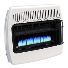 Dyna-Glo 30,000 BTU Liquid Propane Blue Flame Vent Free Wall Heater Indoor Home