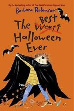 The Best Halloween Ever by Barbara Robinson (BRAND NEW)