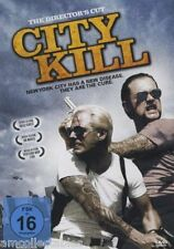 DVD - CITY KILL -two bad Finger at Trigger of Law [Director's- NEW/BOXED