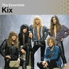 Kix - Essentials (2002 Sealed CD)