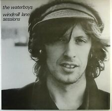 "12"" LP - The Waterboys - Windmill Lane Sessions - A4408 - white label"