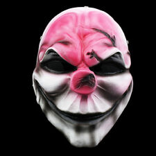 PAYDAY 2 The Heist Hoxton Mask Halloween Party Props Cosplay Collection 030