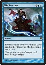 1x Misdirection MTG Conspiracy NM -ChannelFireball-