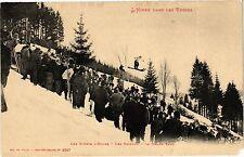 CPA  L'Hiver dans les Vosges - Les Sports n*Hiver - Les Shirurs -... (200434)