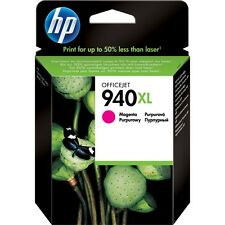 Originale HP940XL 08/2016 Cartouche d'Encre HP 940XL Magenta C4908AE Printer Ink