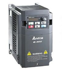 750W Delta 1HP Inverter VFD 3Phase 380V Variable Frequency Driver VFD007CB43A-20