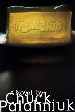 Fight Club: A Novel !!! by Chuck Palahniuk (Hardcover) Self-Help & Psychology