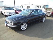 Jaguar : X-Type 4dr Sdn 2.5